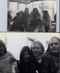 Scarsdale Junior Highschool 1974- Robin Jaffin, Brian Johnson, Lisa Gelfman,Evelyn Attia, Jane Pomerance, Carrie Wollema