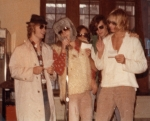 Paul Henderson, Bill Abrams, partial Robert Shaps, Kevin Dempsey, Scott Johnson